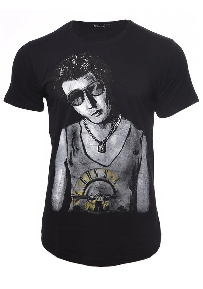 Ανδρικό T-shirt Man Gun αρχική ανδρικά ρούχα επιλογή ανά προϊόν t shirts