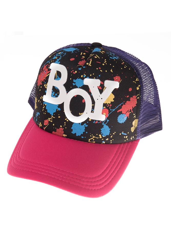 Ανδρικό Καπέλο Splash Boy Fuchsia αρχική αξεσουάρ   παπούτσια καπέλα