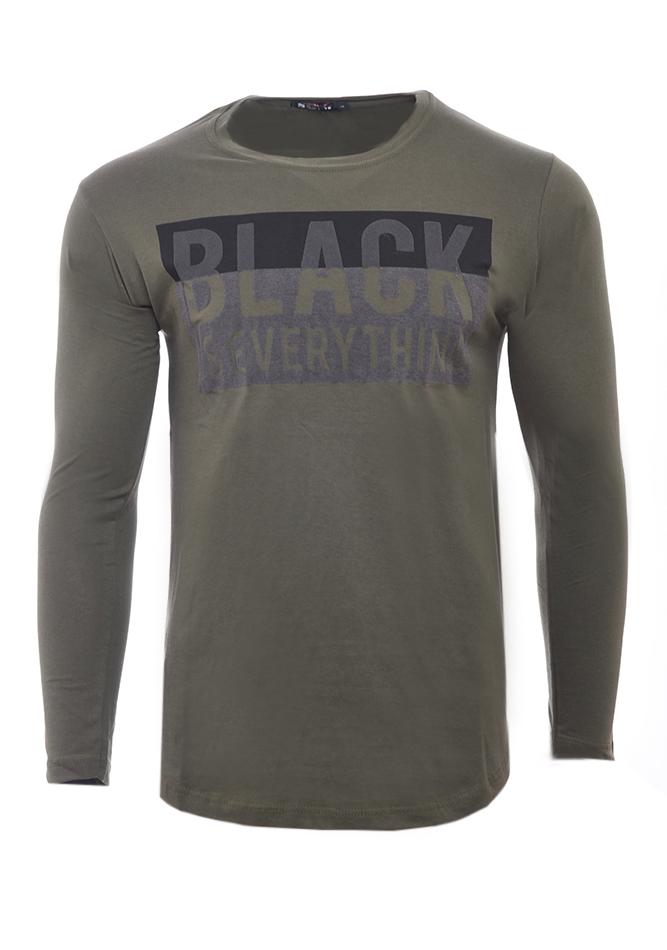 Ανδρική Μπλούζα Everything Olive Green αρχική ανδρικά ρούχα επιλογή ανά προϊόν μπλούζες