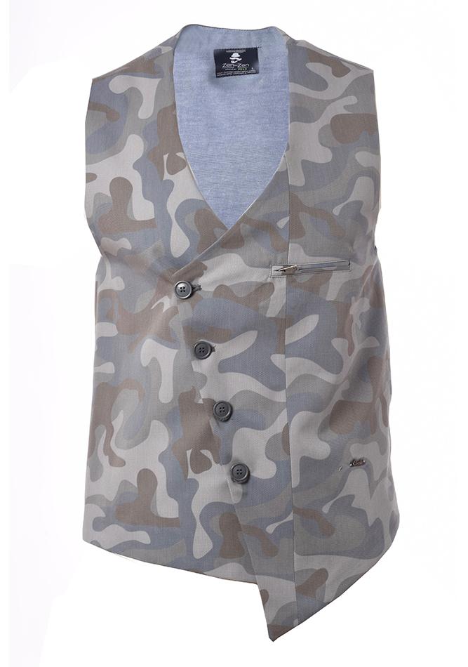 Ανδρικό Γιλέκο Zen Army αρχική ανδρικά ρούχα επιλογή ανά προϊόν σακάκια   γιλέκα