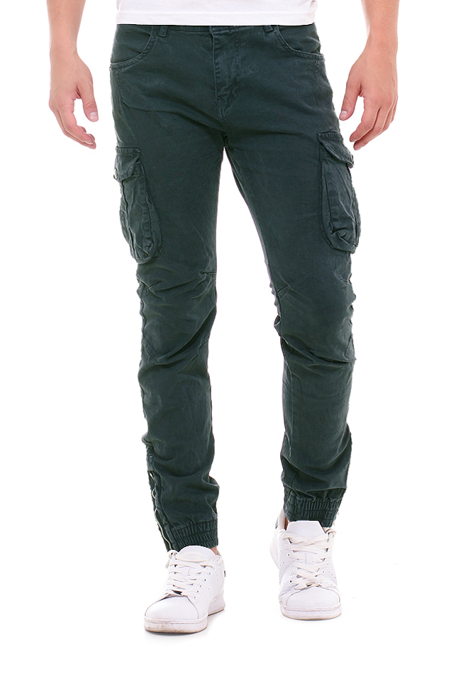 Ανδρικό Chino Παντελόνι Grade Olive Green αρχική ανδρικά ρούχα επιλογή ανά προϊόν παντελόνια παντελόνια chinos