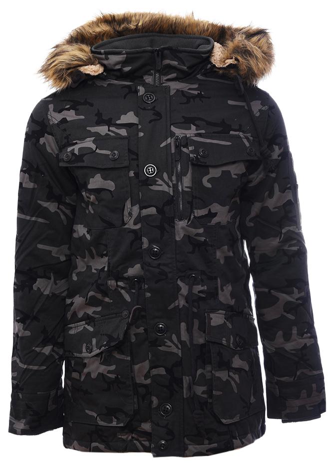 Ανδρικό Μπουφάν Parka Smart Army αρχική ανδρικά ρούχα επιλογή ανά προϊόν μπουφάν