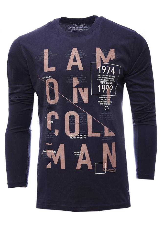 Ανδρική Μπλούζα Platinum D.Grey αρχική ανδρικά ρούχα επιλογή ανά προϊόν μπλούζες