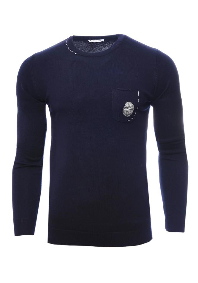 Ανδρική Μπλούζα Toy D.Blue αρχική ανδρικά ρούχα επιλογή ανά προϊόν πλεκτά