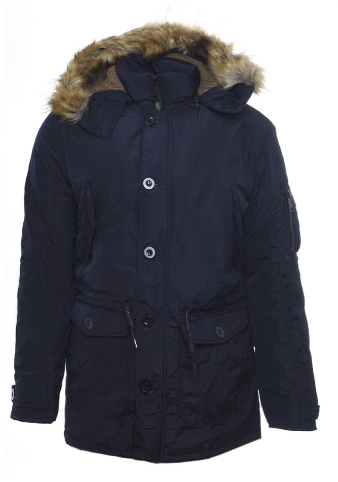Ανδρικό Μπουφάν Parka Highlight D.Blue αρχική ανδρικά ρούχα επιλογή ανά προϊόν μπουφάν