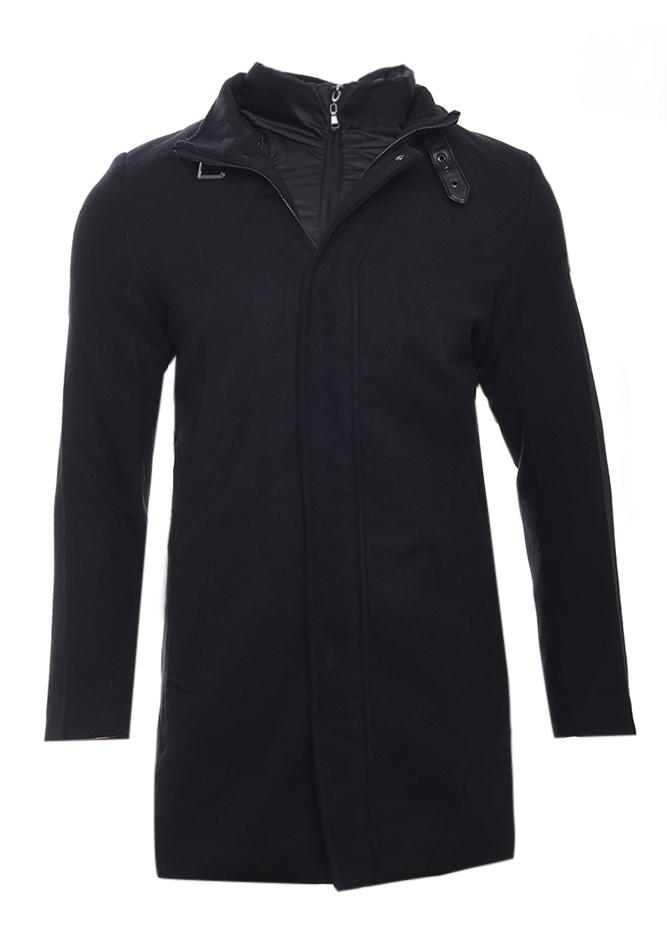 Ανδρικό Παλτό Face Black αρχική ανδρικά ρούχα επιλογή ανά προϊόν μπουφάν