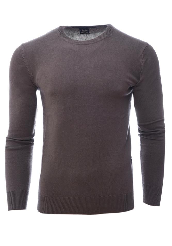 Ανδρική Μπλούζα Choice Light Brown αρχική ανδρικά ρούχα επιλογή ανά προϊόν πλεκτά