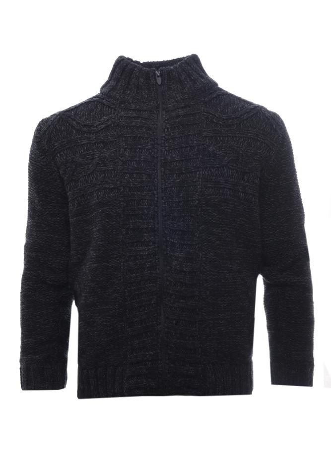 Ανδρική Ζακέτα Exit Black αρχική ανδρικά ρούχα επιλογή ανά προϊόν πλεκτά