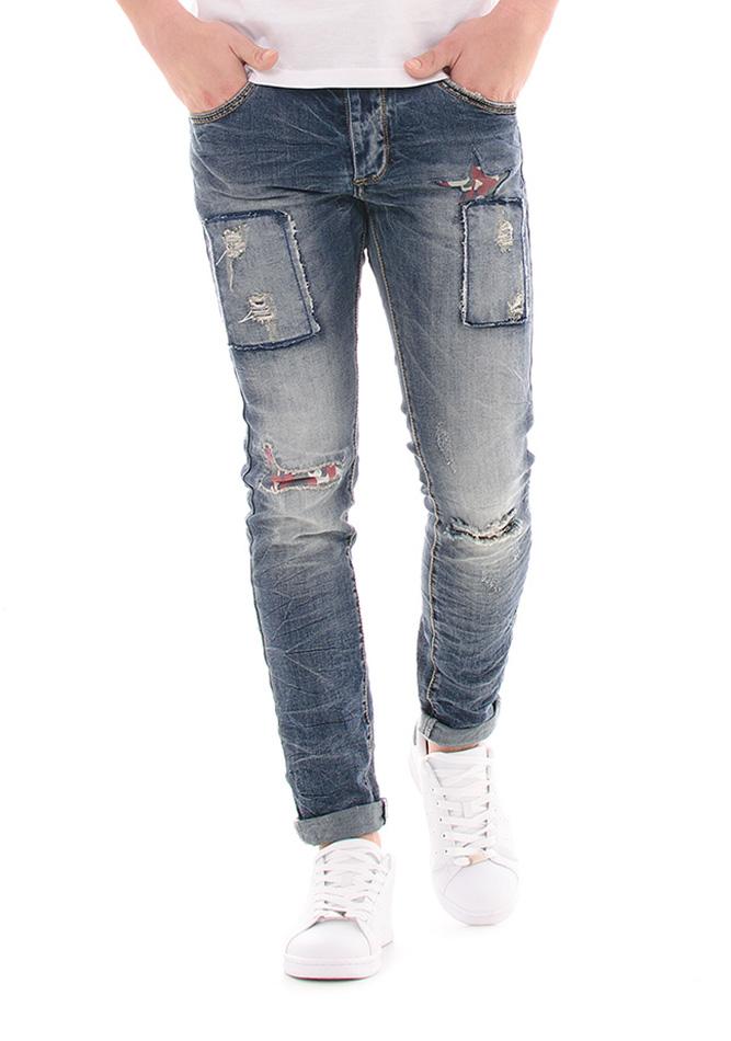 Ανδρικό Jean Always Army Star αρχική ανδρικά ρούχα επιλογή ανά προϊόν παντελόνια παντελόνια jeans