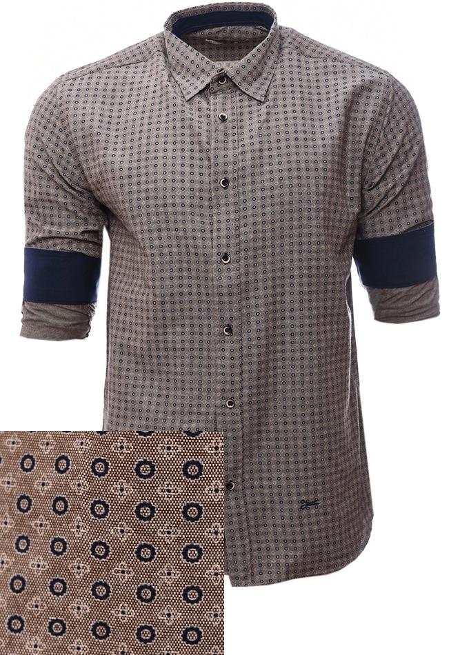 Ανδρικό Πουκάμισο Circle Cross αρχική ανδρικά ρούχα επιλογή ανά προϊόν πουκάμισα