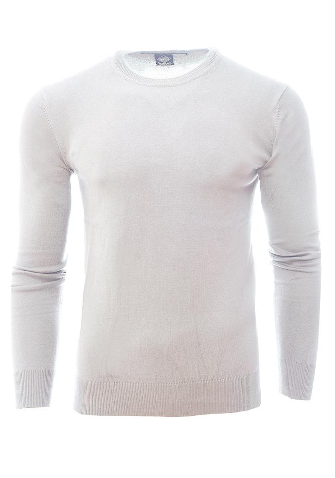 Ανδρική Μπλούζα Choice Ecru αρχική άντρας μπλούζες πλεκτά
