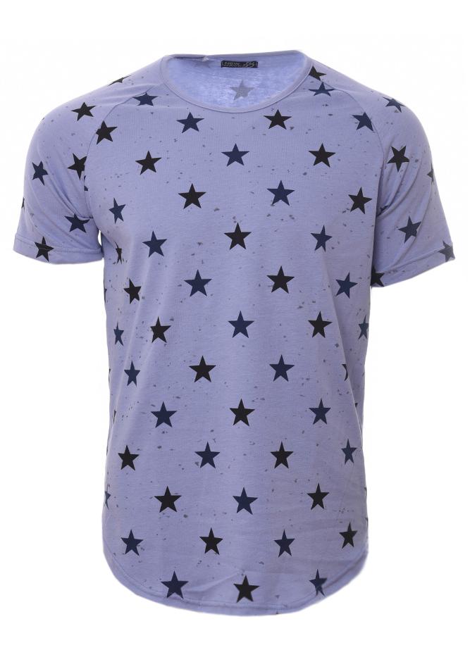 Ανδρικό T-shirt High End Grey αρχική ανδρικά ρούχα επιλογή ανά προϊόν t shirts
