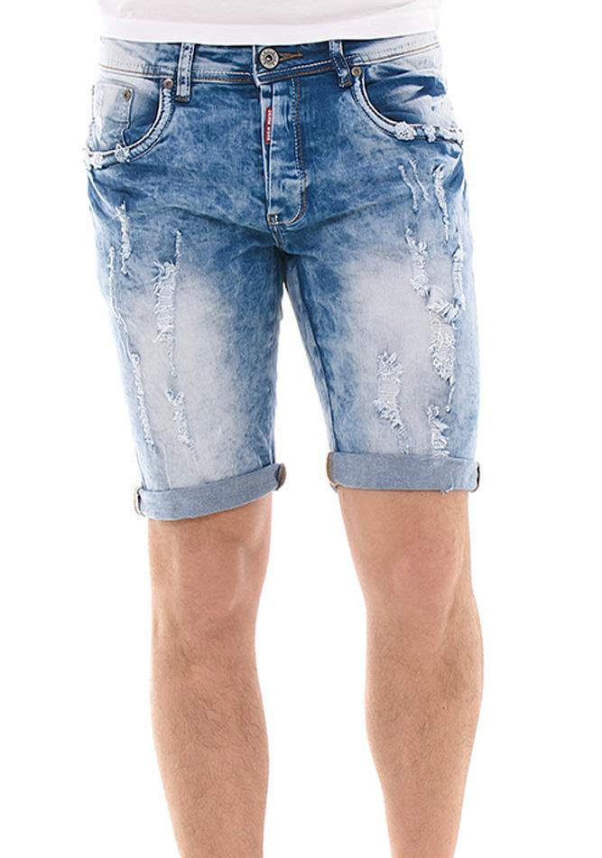 Ανδρική Jean Βερμούδα Grant αρχική ανδρικά ρούχα επιλογή ανά προϊόν βερμούδες