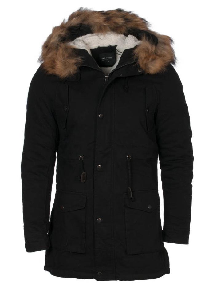 Ανδρικό Μπουφάν Black αρχική ανδρικά ρούχα επιλογή ανά προϊόν μπουφάν