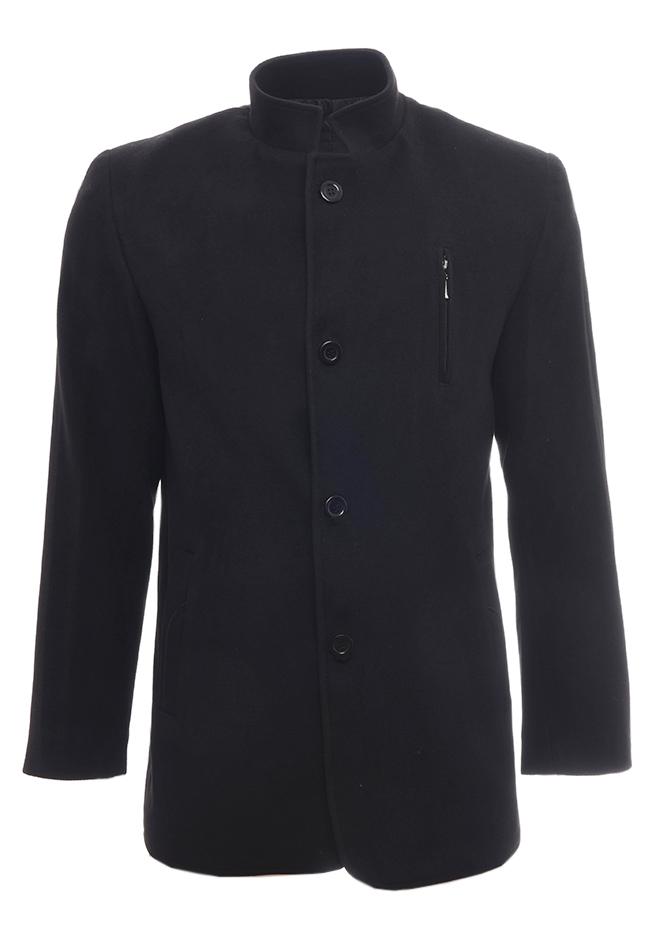 Ανδρικό Παλτό Truth Black αρχική ανδρικά ρούχα επιλογή ανά προϊόν μπουφάν