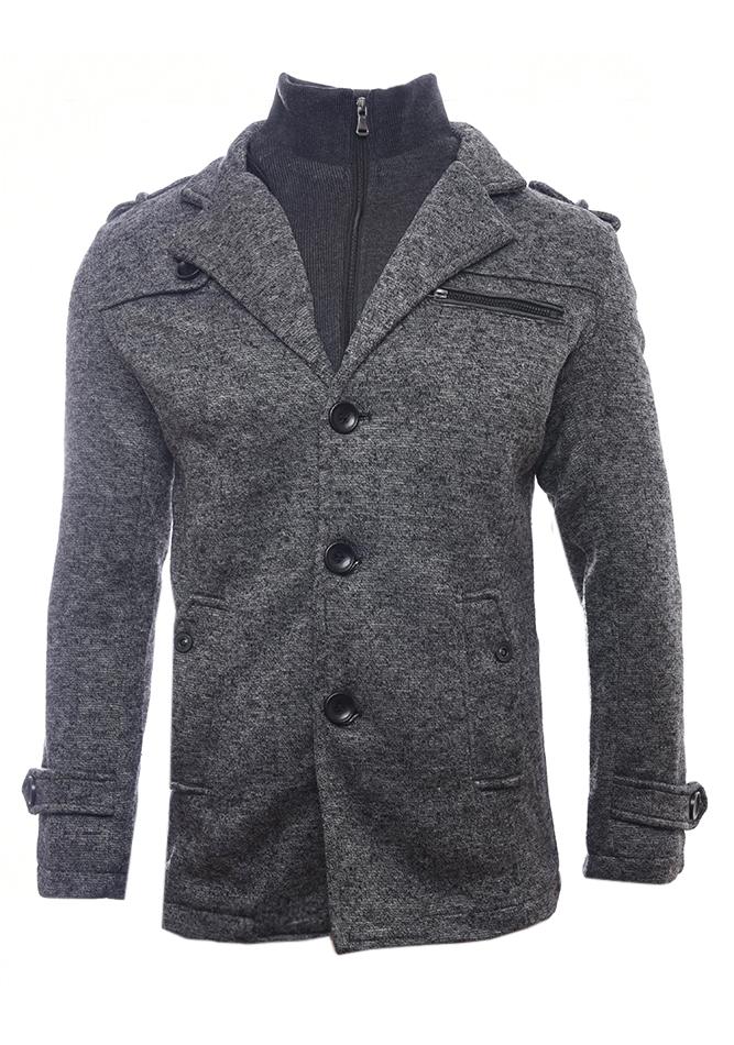 Ανδρικό Παλτό Actor αρχική ανδρικά ρούχα επιλογή ανά προϊόν μπουφάν