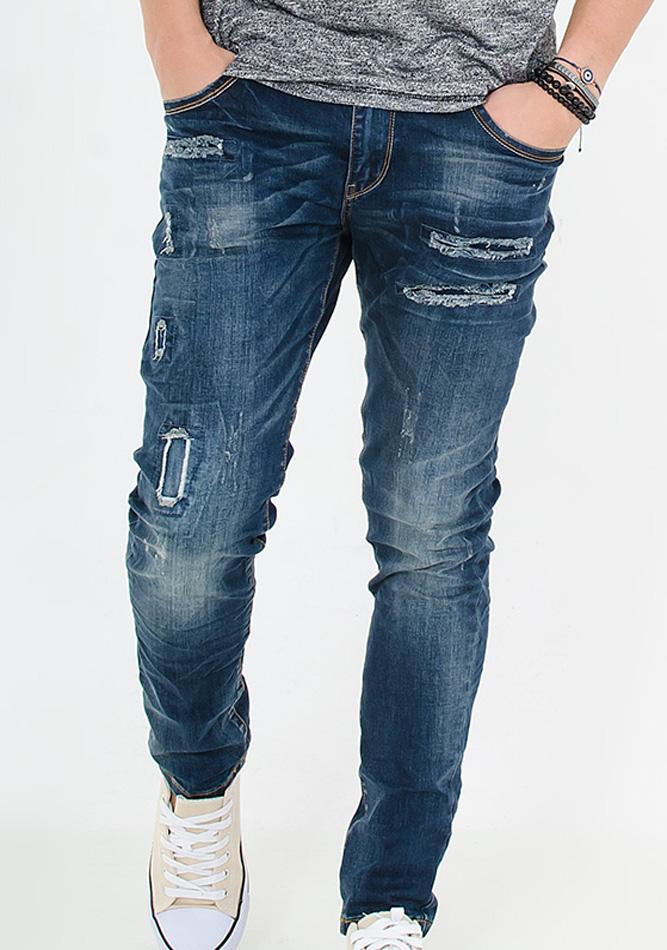 Ανδρικό Jean I-Fashion Premium αρχική ανδρικά ρούχα παντελόνια παντελόνια jeans