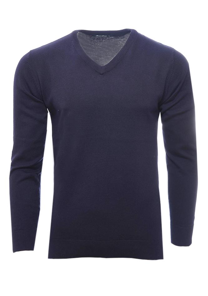 Ανδρική Μπλούζα V Royal D.Blue αρχική ανδρικά ρούχα επιλογή ανά προϊόν πλεκτά