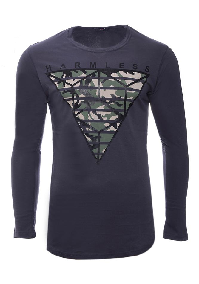 Ανδρική Μπλούζα Harmless D.Grey αρχική ανδρικά ρούχα