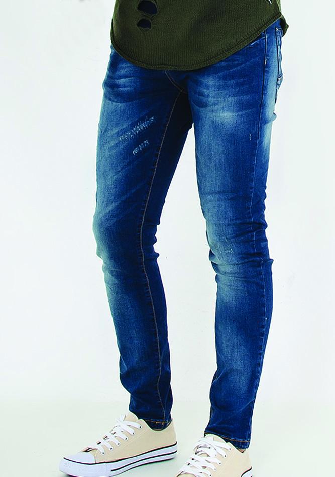 Ανδρικό Jean I-Fashion Denim αρχική ανδρικά ρούχα παντελόνια jeans