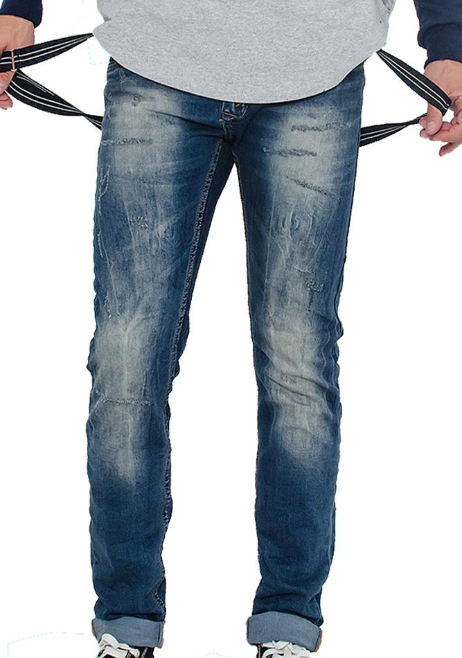 Aνδρικό jean παντελόνι Suspenders αρχική ανδρικά ρούχα παντελόνια jeans