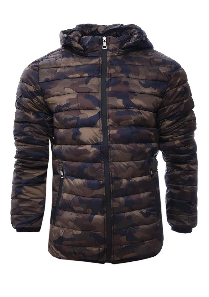 Ανδρικό Μπουφάν Camouflage αρχική ανδρικά ρούχα επιλογή ανά προϊόν μπουφάν
