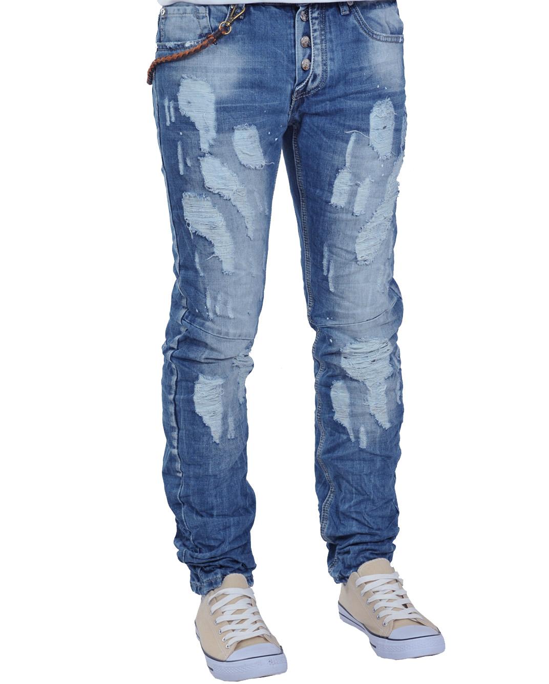 Ανδρικό Jean Justing Back αρχική ανδρικά ρούχα επιλογή ανά προϊόν παντελόνια παντελόνια jeans