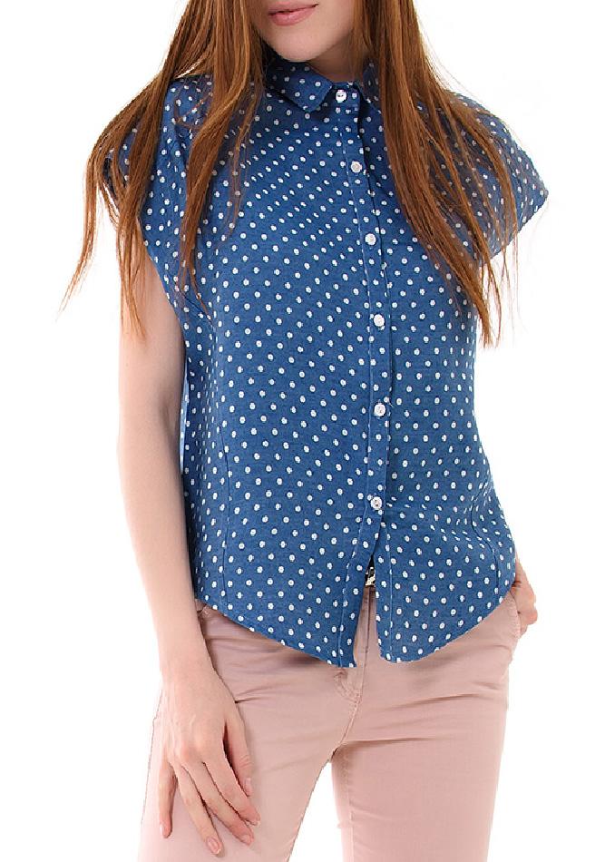 Πουκάμισο Blue Poua αρχική γυναικεία ρούχα πουκάμισα