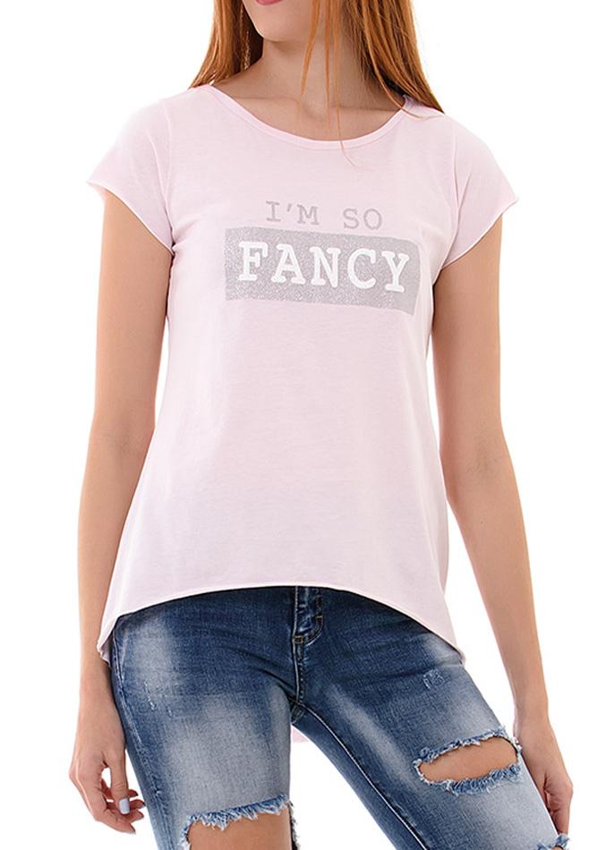 Μπλούζα Fancy Pink αρχική γυναικεία ρούχα μπλούζες   tops