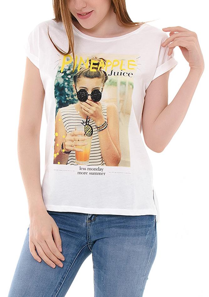Μπλούζα Pineapple αρχική γυναικεία ρούχα μπλούζες   tops