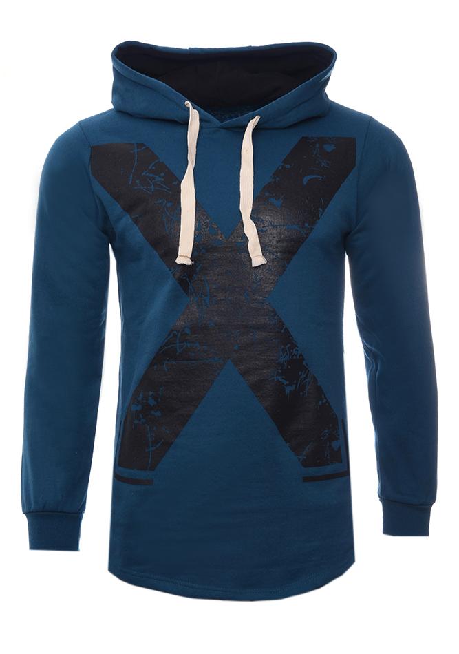 Ανδρικό Φούτερ Big X Blue αρχική ανδρικά ρούχα επιλογή ανά προϊόν φούτερ