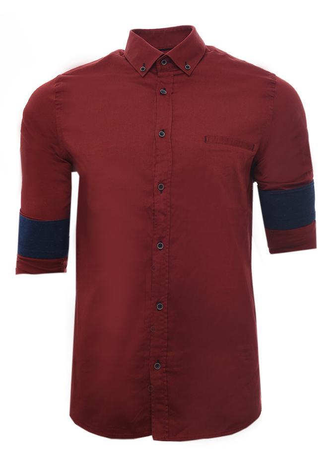 Ανδρικό Πουκάμισο Cherry αρχική ανδρικά ρούχα επιλογή ανά προϊόν πουκάμισα