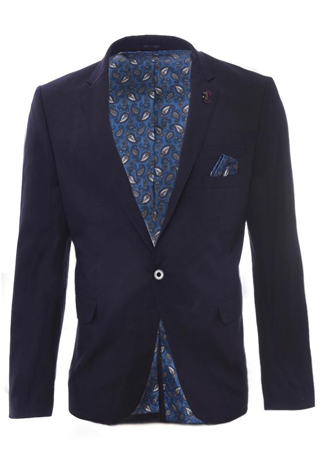 Ανδρικό Σακάκι D.Blue Zen αρχική ανδρικά ρούχα επιλογή ανά προϊόν σακάκια   γιλέκα