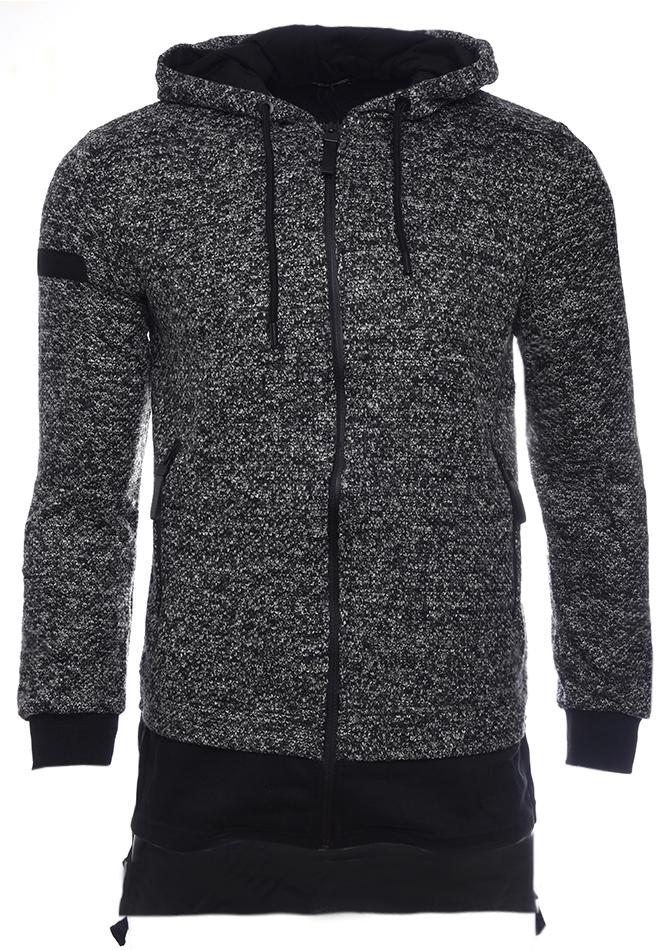 Ανδρική Ζακέτα Quickly D.Grey αρχική ανδρικά ρούχα επιλογή ανά προϊόν ζακέτες