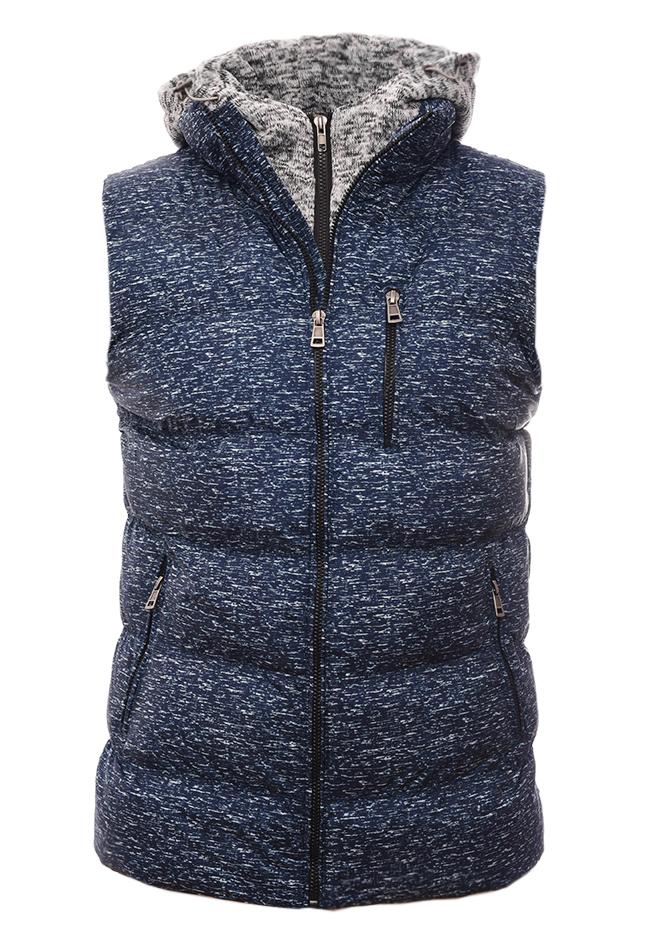 Αμάνικο Μπουφάν Trip D.Blue αρχική ανδρικά ρούχα επιλογή ανά προϊόν μπουφάν