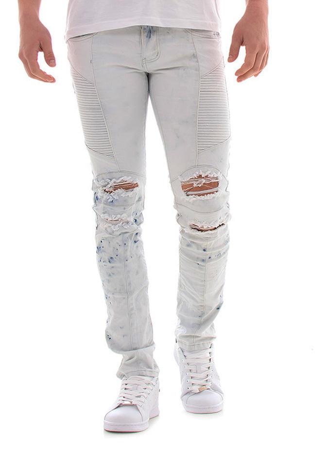 Ανδρικό Jean Παντελόνι Justing Annealed αρχική ανδρικά ρούχα επιλογή ανά προϊόν παντελόνια παντελόνια jeans