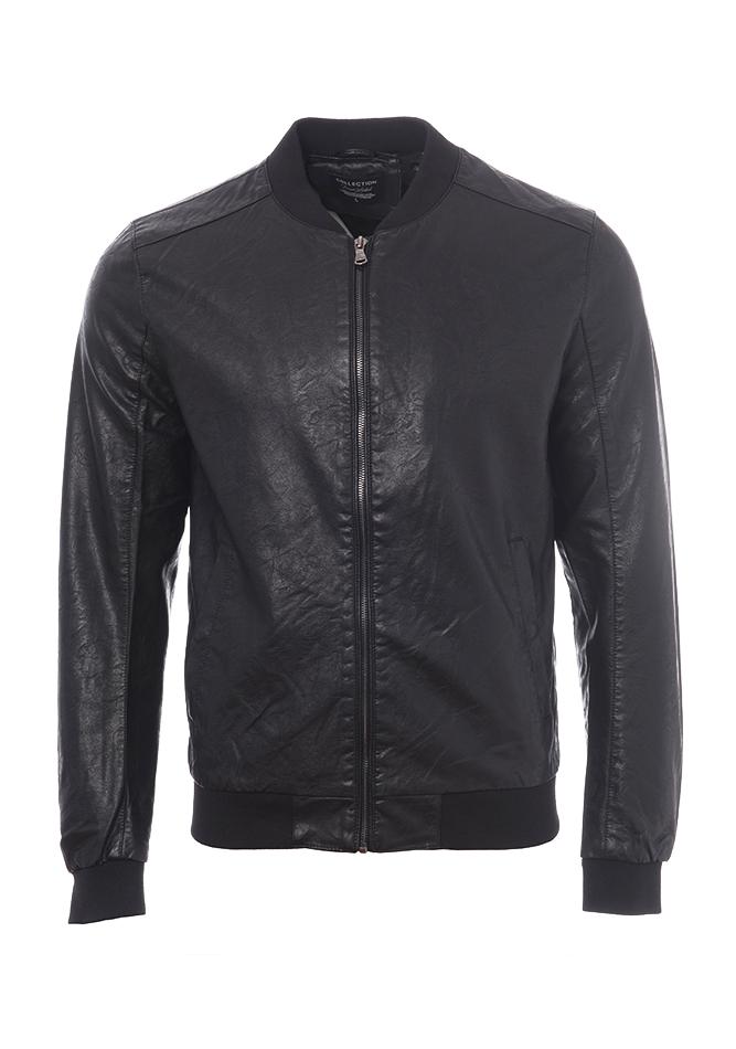Ανδρικό Μπουφάν Future Black αρχική ανδρικά ρούχα επιλογή ανά προϊόν μπουφάν