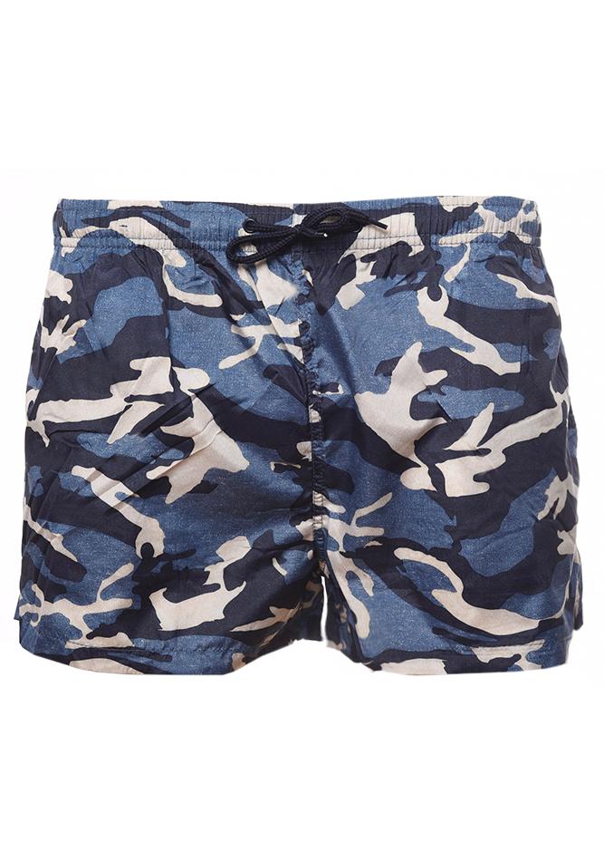 Ανδρικό Μαγιώ Blue Army αρχική ανδρικά ρούχα επιλογή ανά προϊόν μαγιό