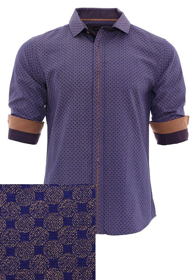 Ανδρικό Πουκάμισο Violet αρχική ανδρικά ρούχα επιλογή ανά προϊόν πουκάμισα