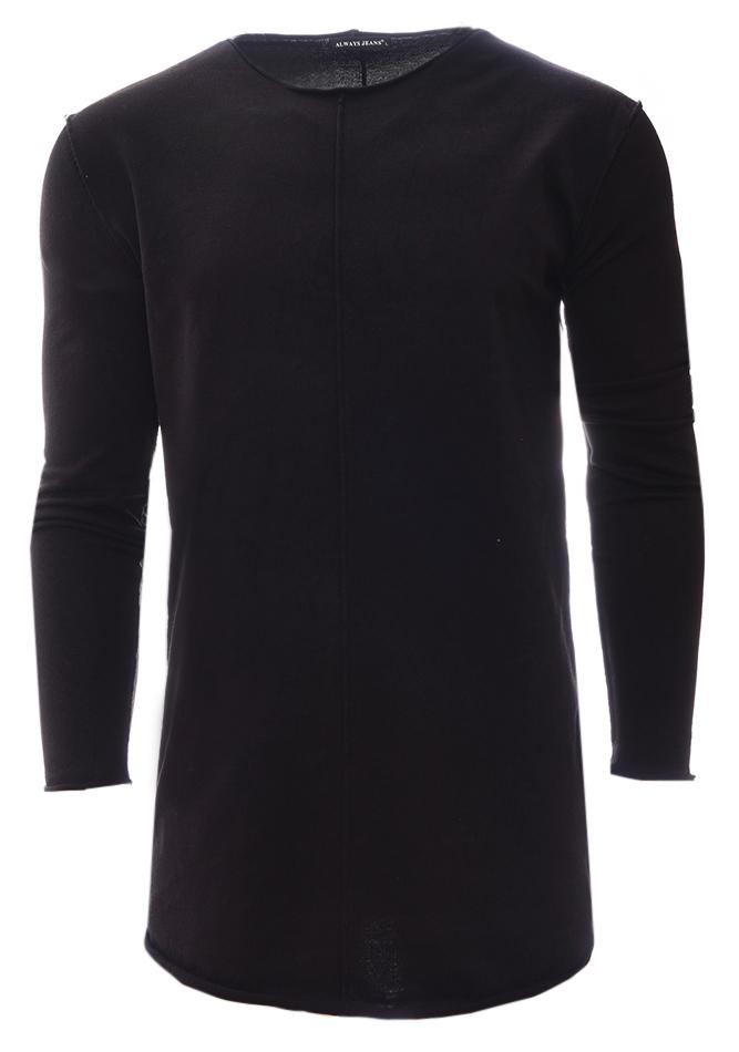 Ανδρική Μπλούζα Curve Black αρχική άντρας μπλούζες