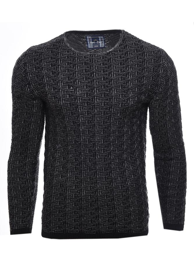 Ανδρική Πλεκτή Μπλούζα Yours D.Grey αρχική ανδρικά ρούχα επιλογή ανά προϊόν πλεκτά