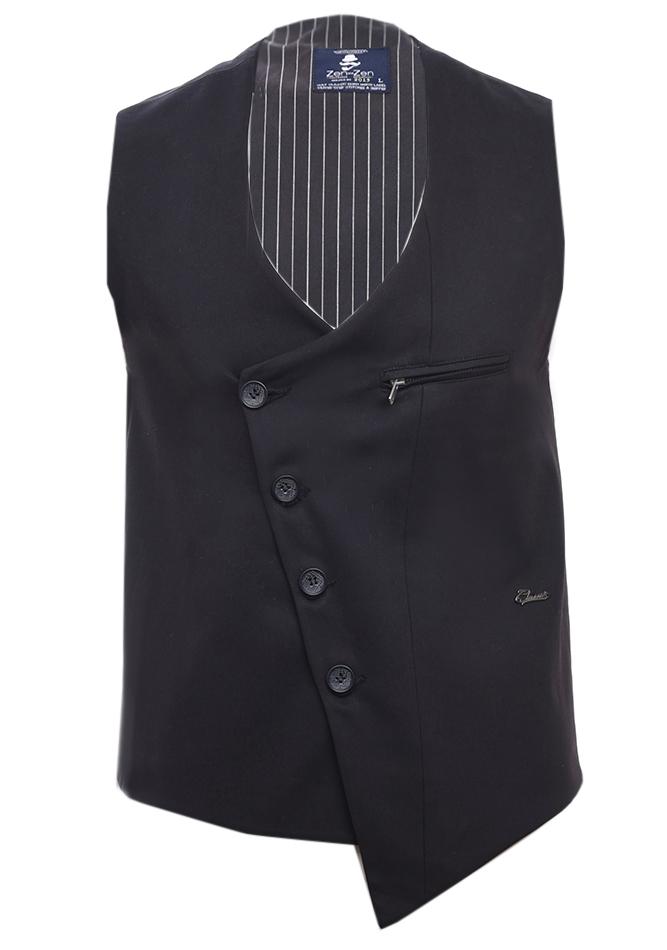Ανδρικό Γιλέκο Saber Black αρχική ανδρικά ρούχα επιλογή ανά προϊόν σακάκια   γιλέκα
