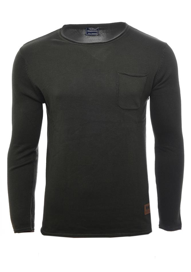 Ανδρική Μπλούζα Away Olive Green αρχική ανδρικά ρούχα επιλογή ανά προϊόν πλεκτά