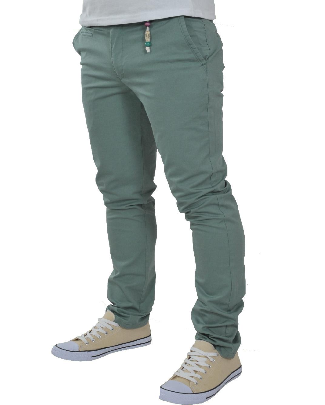 Ανδρικό Chino Bright Green-Πράσινο αρχική ανδρικά ρούχα παντελόνια chinos