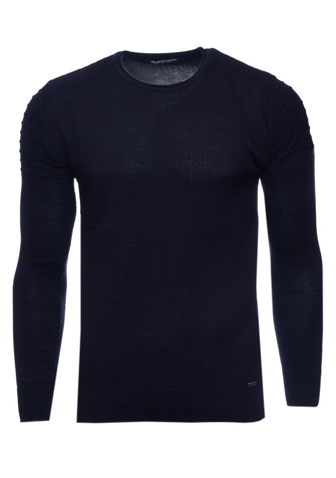 Ανδρική Πλεκτή Μπλούζα Roy D.Blue αρχική ανδρικά ρούχα