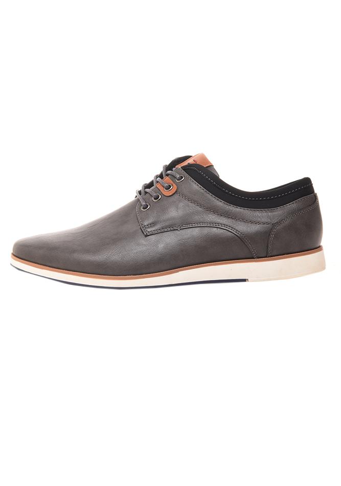 Ανδρικά Παπούτσια Art Grey αρχική άντρας
