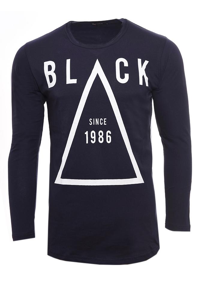 Ανδρική Μπλούζα Triangle Blue αρχική ανδρικά ρούχα επιλογή ανά προϊόν μπλούζες