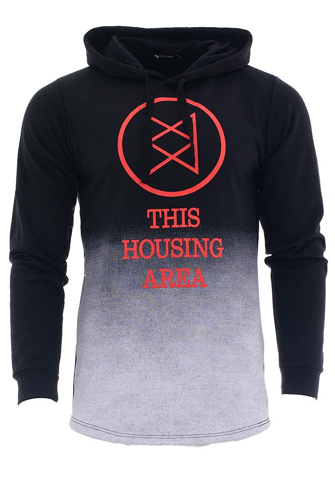 1e2cf53580c5 Ανδρικό Φούτερ Housing Black