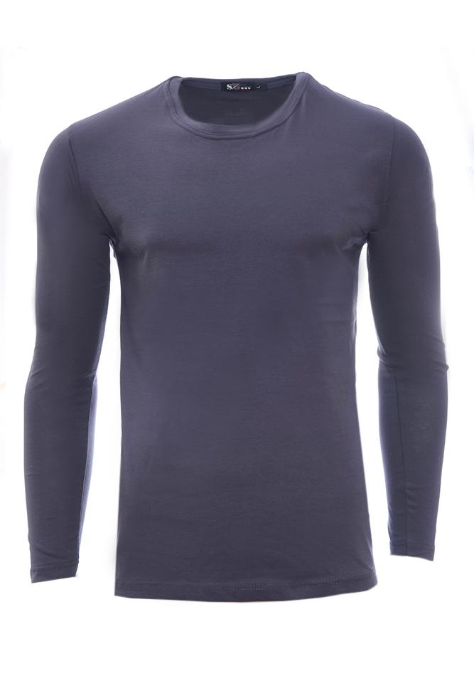 Ανδρική Μπλούζα Wear Grey αρχική ανδρικά ρούχα επιλογή ανά προϊόν μπλούζες