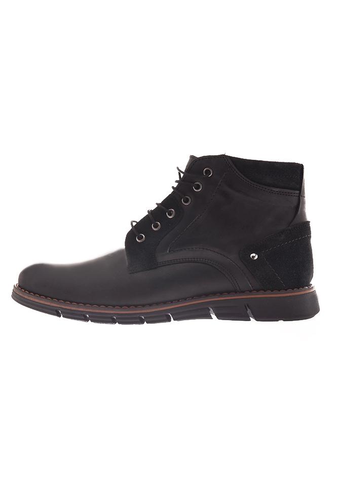 Ανδρικά Παπούτσια Boots Black αρχική άντρας αξεσουάρ